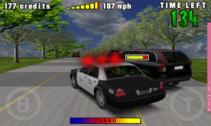 Brutal Chase 3D для Windows Phone