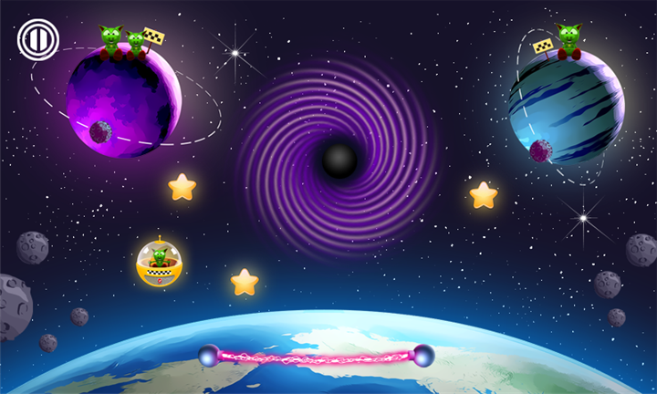 Space Taxi для Windows Phone