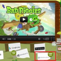 Bad Piggies – продолжение Angry Birds, появится на Windows Phone