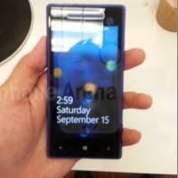 Утечка реального изображения HTC 8X