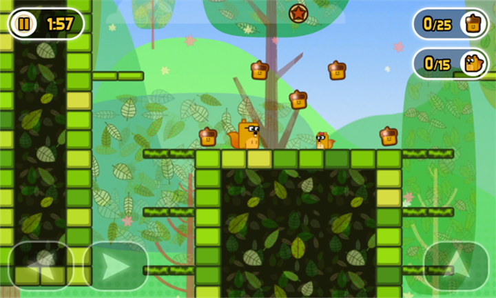 Little Acorns для Windows Phone
