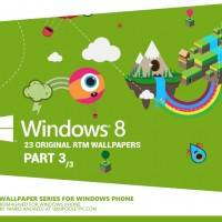 Обои Windows 8 RTM