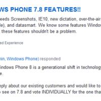 Microsoft спрашивает пользователей WP7.X, что они хотят видеть в Windows Phone 7.8