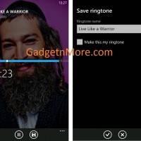 В сеть утекли скриншоты программы нарезки мелодий из Windows Phone 7.8 от Nokia