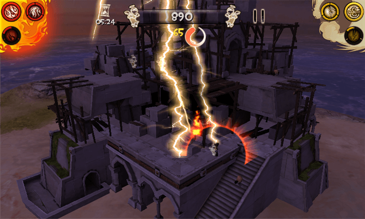 Babel Rising 3D для Windows Phone