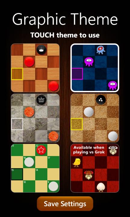 Скачать Checkers Pro v.3.10.0.0 для Samsung Omnia 7