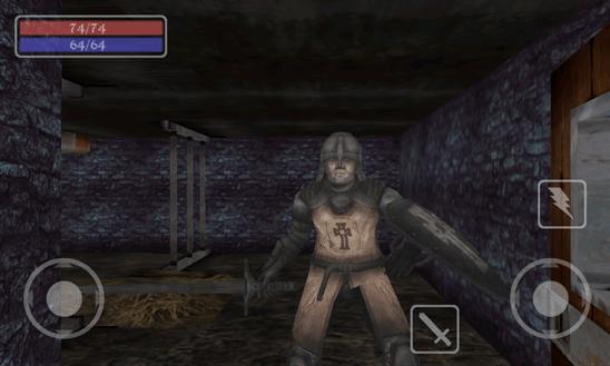 Dungeon Stalker 2 для Windows Phone