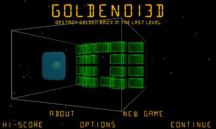 Скачать Goldenoi3D для Samsung Omnia 7