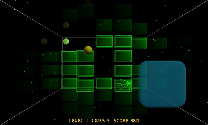 Скачать Goldenoi3D для Yezz Billy 4.0