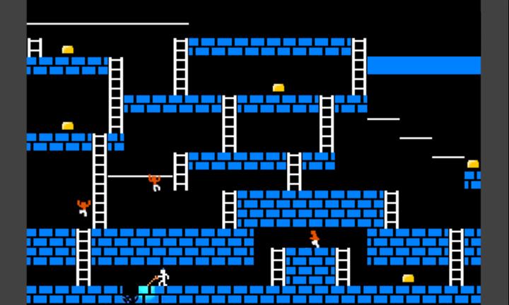 Lode Runner ™ Classic для Windows Phone