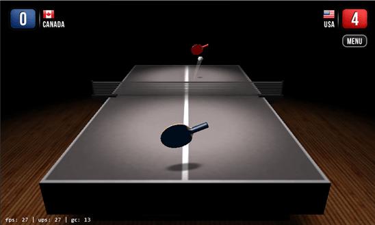 Скачать Ping Pong Seven для Samsung ATIV S