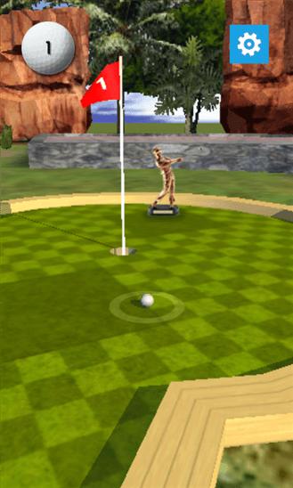 Скачать Putt In – Golf для Samsung ATIV S