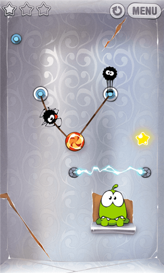 Скачать Cut The Rope для Q-Mobile Dream W473