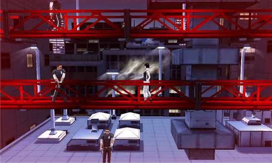 Mirror's Edge для Windows Phone