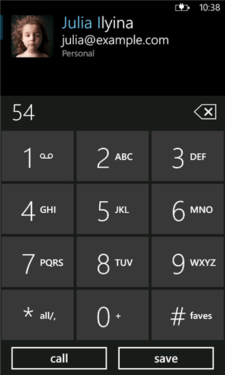 Скачать RapDialer для HTC One M8 for Windows