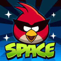 Angry Birds Space для Q-Mobile Dream W473