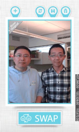 Скачать Face Swap для Microsoft Lumia 532