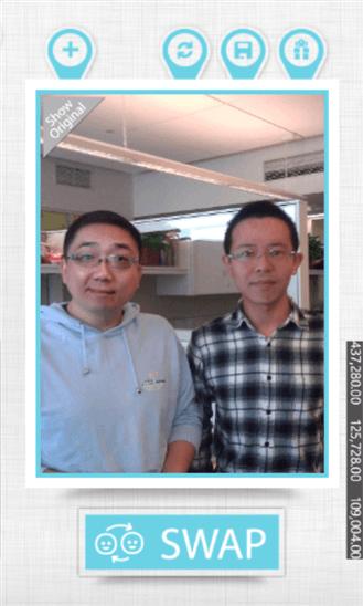Face Swap для Windows Phone