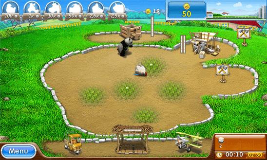 Farm Frenzy 2: Pizza Party для Highscreen WinWin