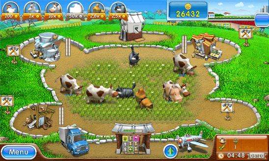 Farm Frenzy 2: Pizza Party для Windows 10 Mobile и Windows Phone