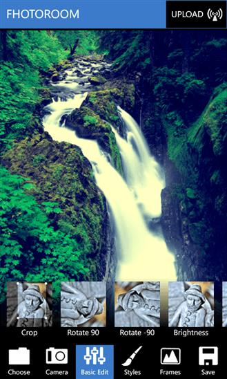 Скачать Fhotoroom для Nokia Lumia 710