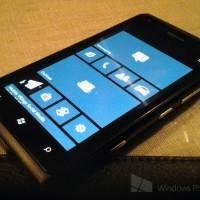 Windows Phone 7.8 для Lumia 900 теперь есть на серверах Nokia