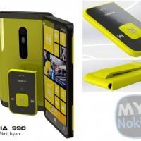 Концепт: Nokia Lumia 990