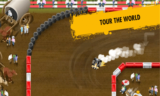 Скачать Red Bull Kart Fighter World Tour для Nokia Lumia 620