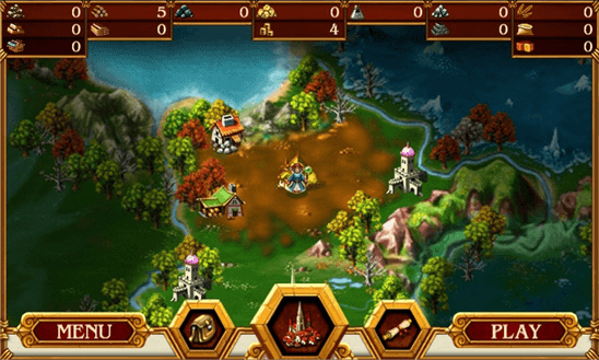 The Enchanted Kingdom для Windows Phone