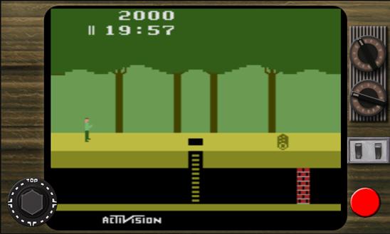 Скачать Game Room – Pitfall для Yezz Billy 4.0