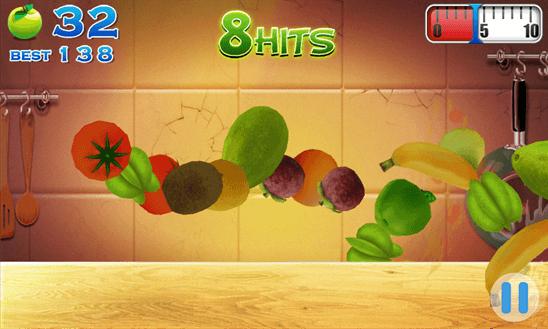 AE Fruit Slash для Windows Phone