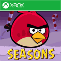 Прилетели птицы: Angry Birds: Seasons, доступна для пользователей Windows Phone 8