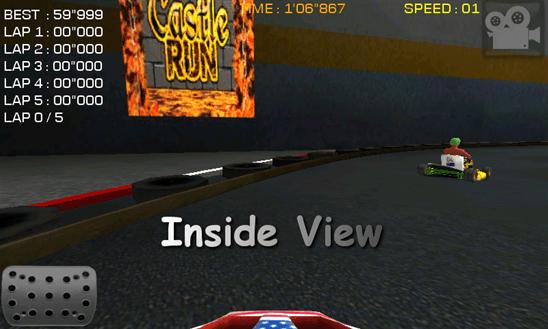 GoKart3D для Windows Phone