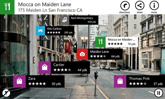 Скачать Nokia City Lens для Nokia Lumia 610