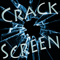 Crack Screen для HTC Surround