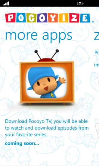 Скачать Pocoyize для HTC 7 Mozart