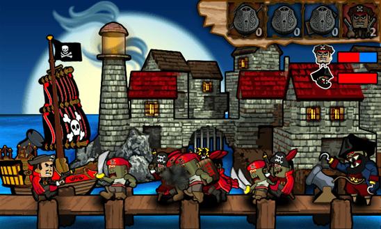 Скачать Pirates Plunder 2 для Allview Impera S