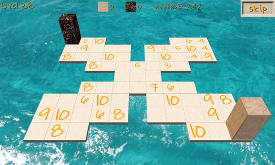 Brick Puzzle 3D для Windows Phone