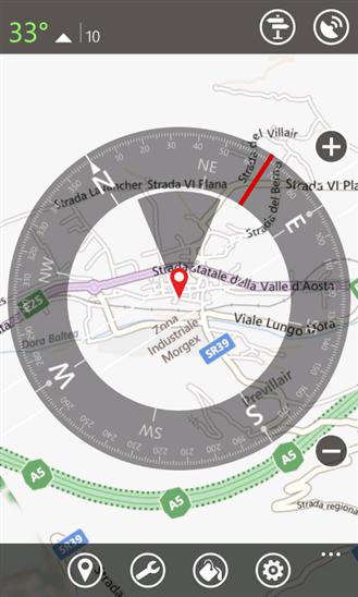 Скачать Kompass для Nokia Lumia 1520