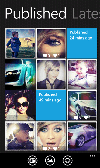 Скачать SoMee для Nokia Lumia 710