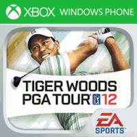 Tiger Woods 12 для Samsung ATIV S