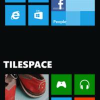 TileSpace для HTC Radar