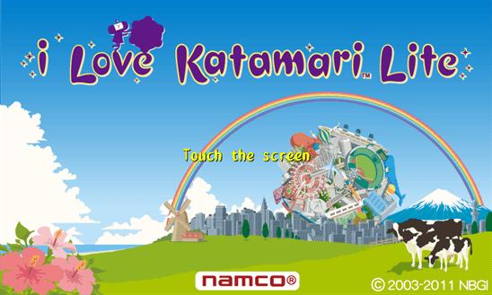 i Love Katamari для Windows Phone