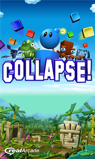 COLLAPSE для Windows Phone