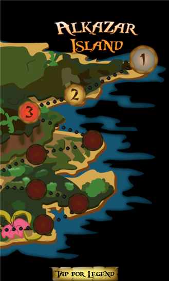 Pirate's Path для Windows Phone