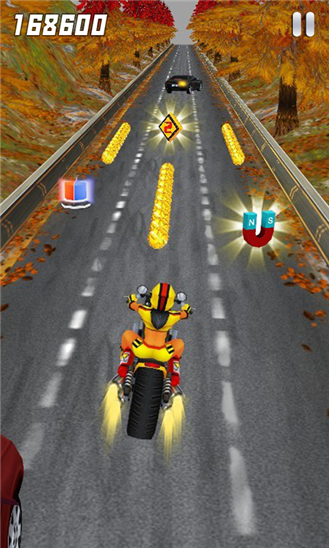AE 3D Moto – The Lost City для Windows Phone