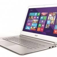 Acer представил новый флагманский ультрабук