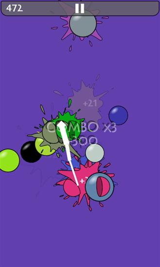 Paintball Ninja для Windows Phone