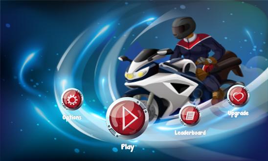 Speed Rovers для Windows Phone