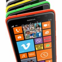 Рендеры и характеристики Nokia Lumia 625